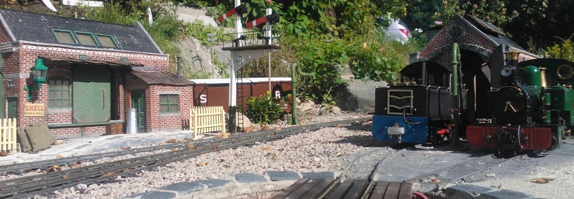 Gammel stasjon